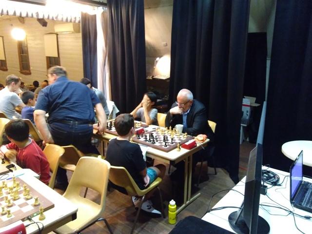 Aivars Gipslis Memorial 2018 Round 1 Results